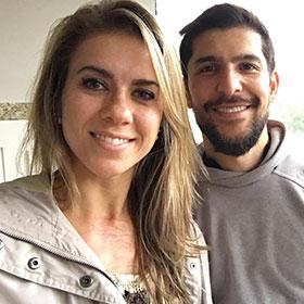 Aline e Juliano