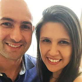 Gustavo e Cristine